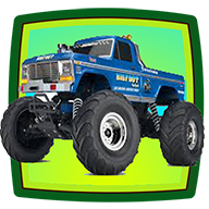 بازی offRoad Racing